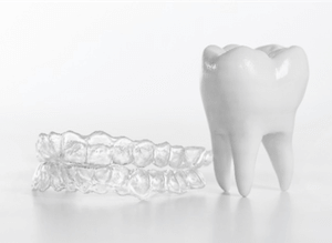 tooth and Invisalign
